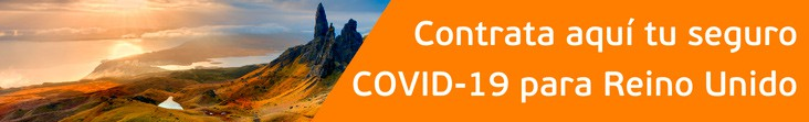 coberturas covid-19 en Reino Unido