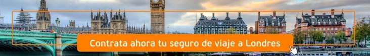 seguro de viaje a Londres