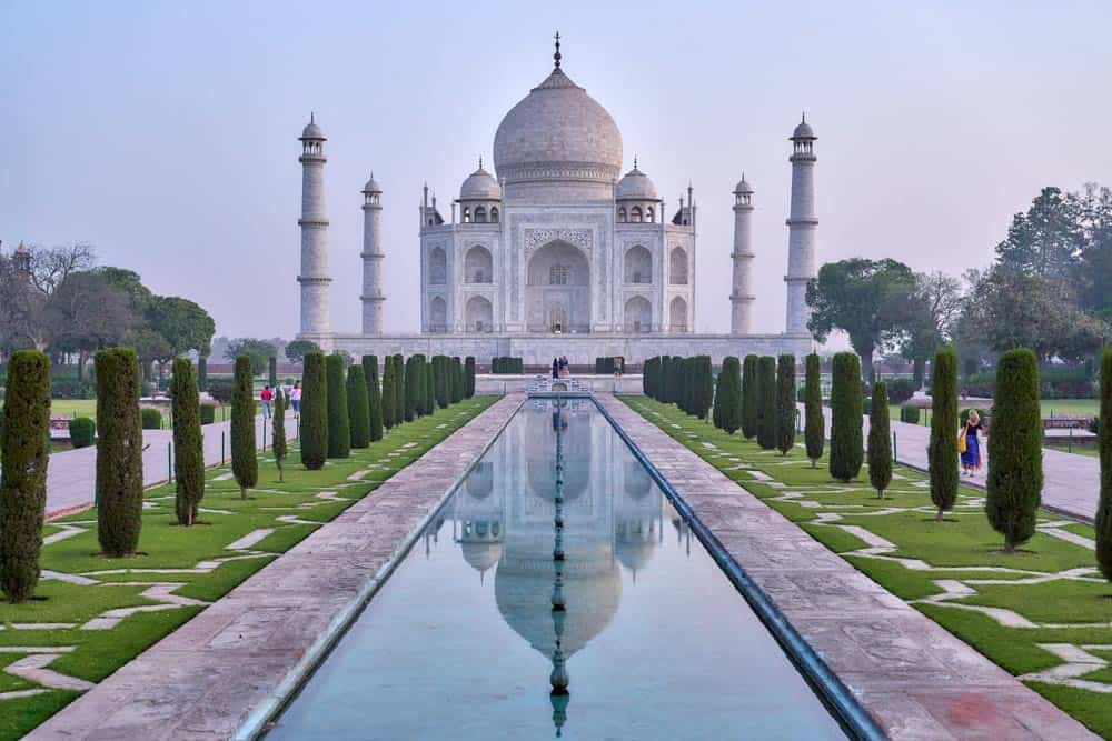 póliza internacional para viaje a India