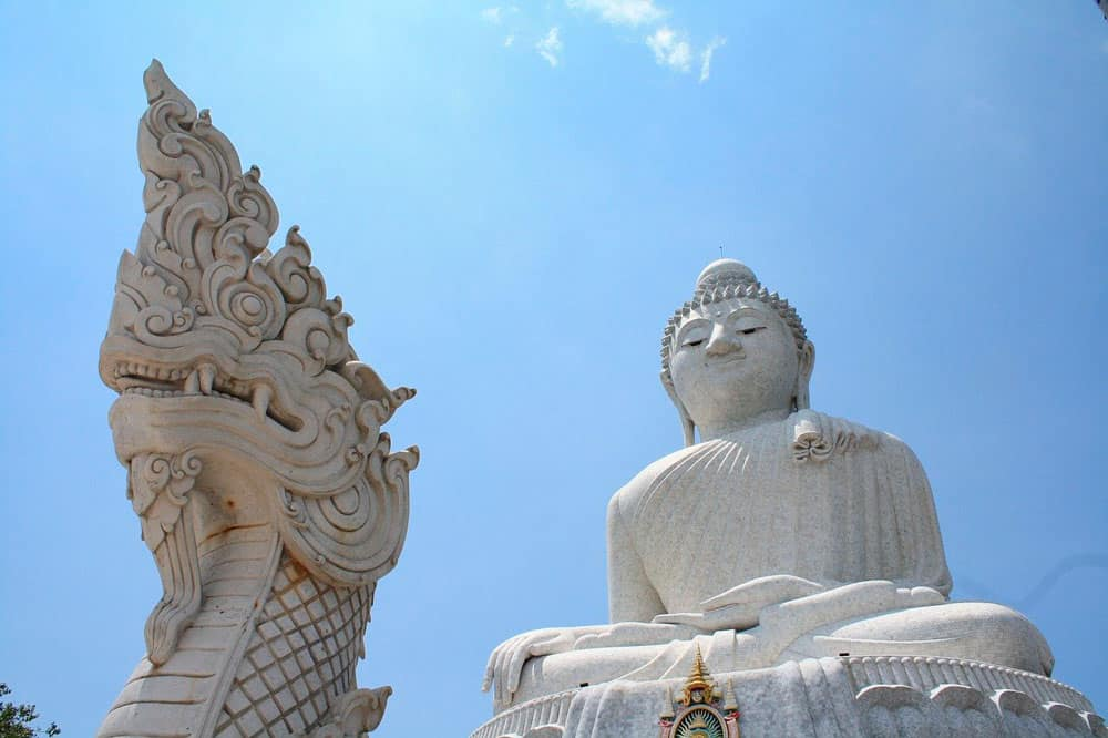 Gran Buda, imprescindible que ver en Phuket