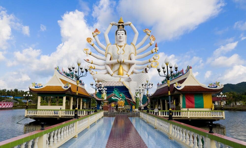 segurança na viagem a tailandia