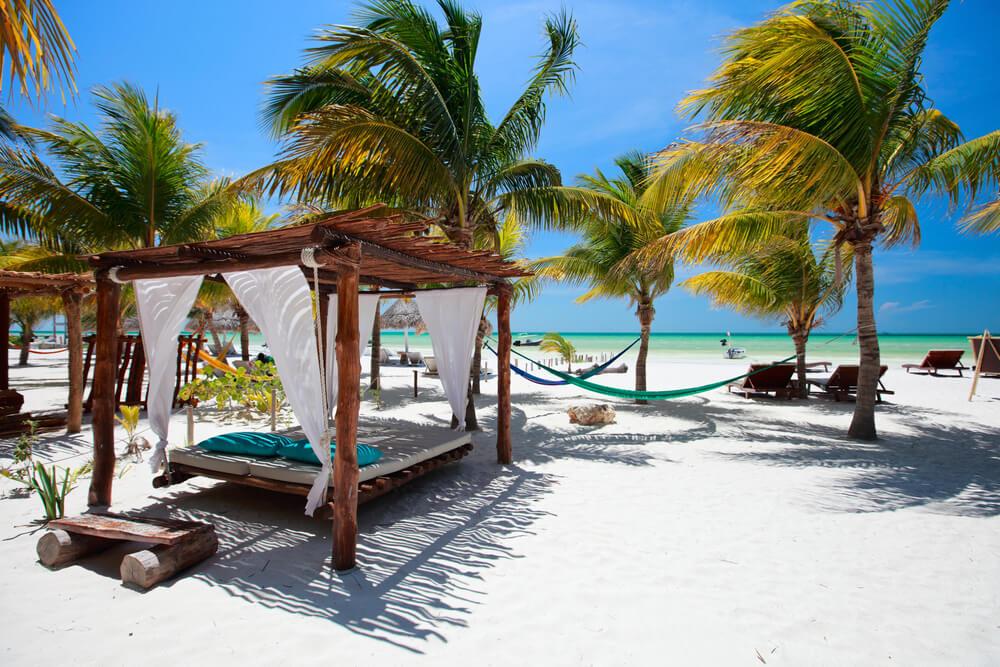 praia mexico segura