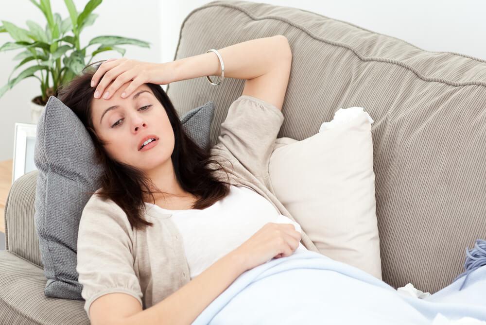 doente com febre tifoide