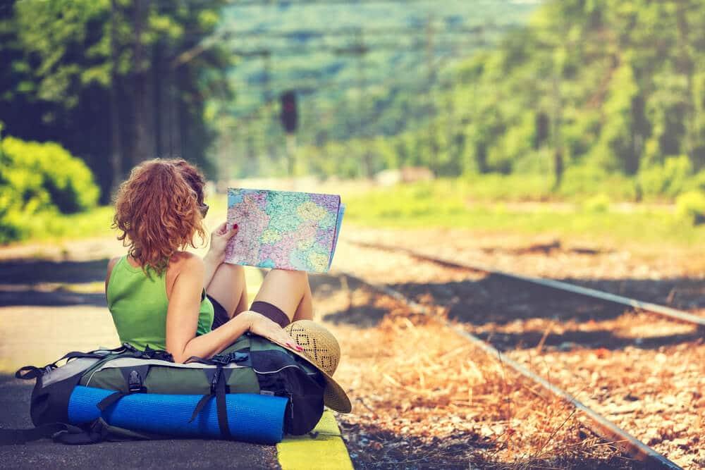 porque deverias viajar sozinho pelo mundo