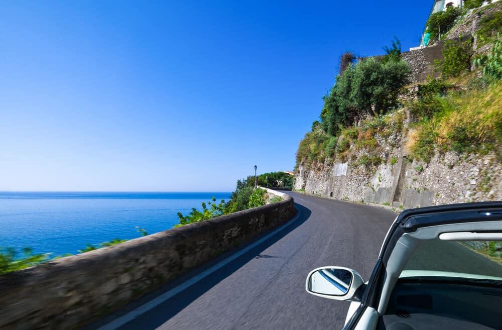 estrada estatal 163 em italia