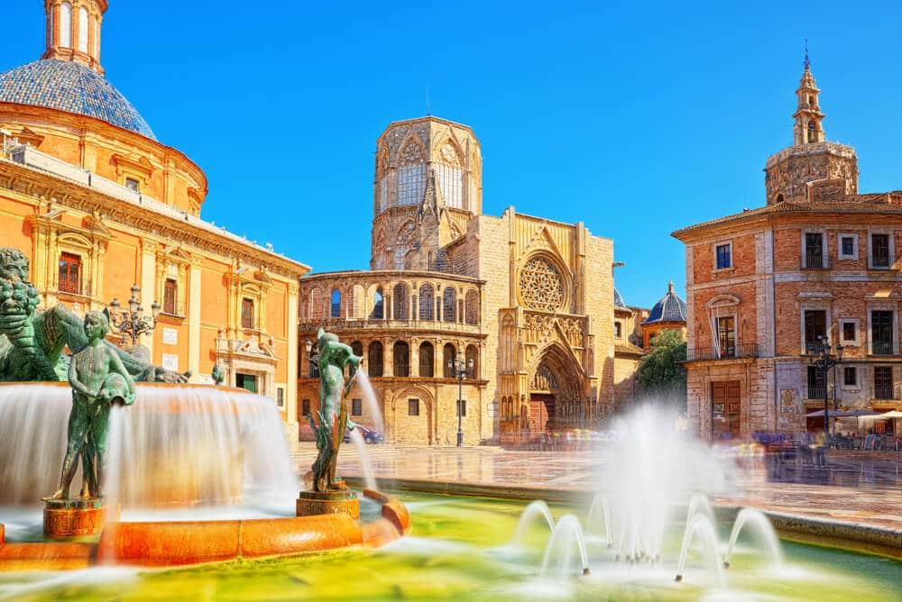 centro historico de valencia