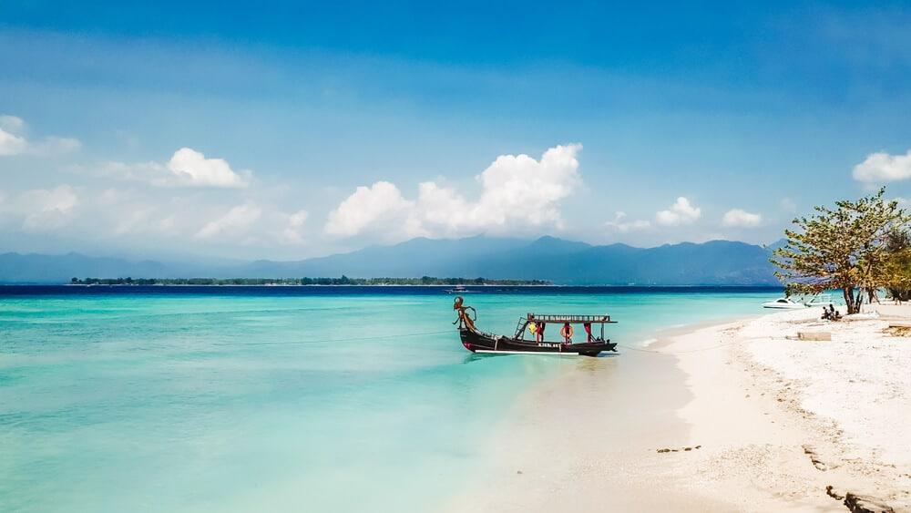 praia de gili air