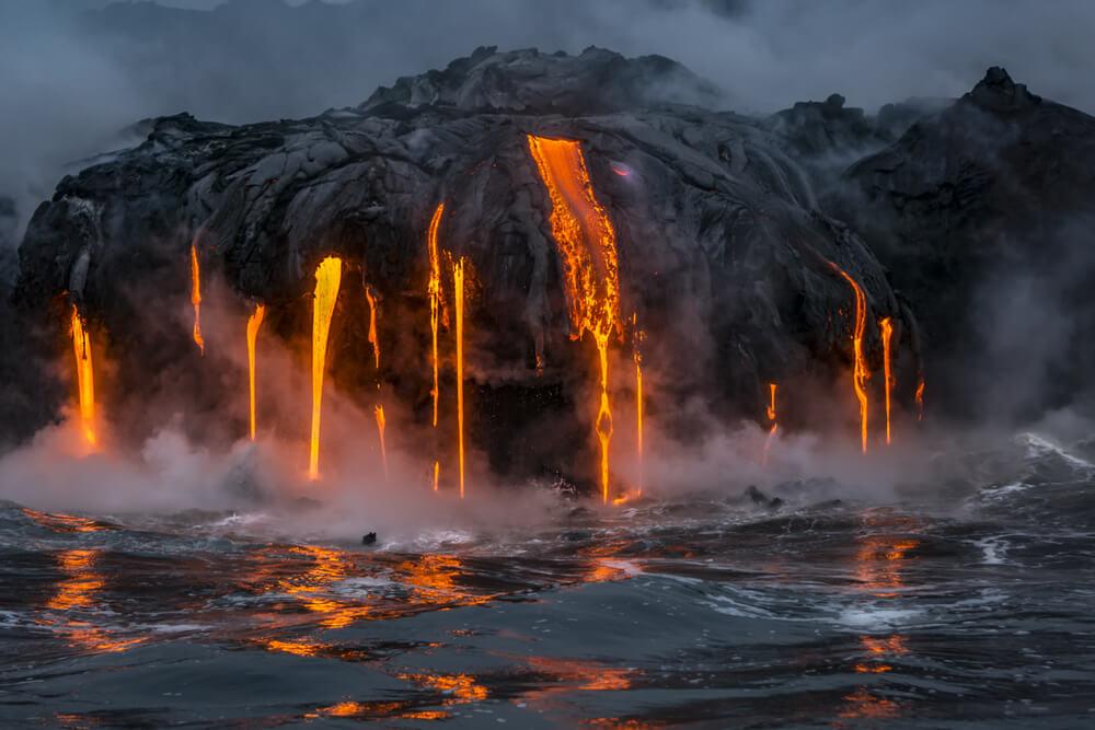 Parque Nacional dos Vulcões do Havai