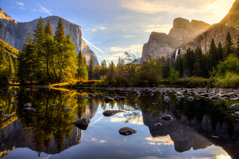 Parque Nacional do Yosemite - Califórnia