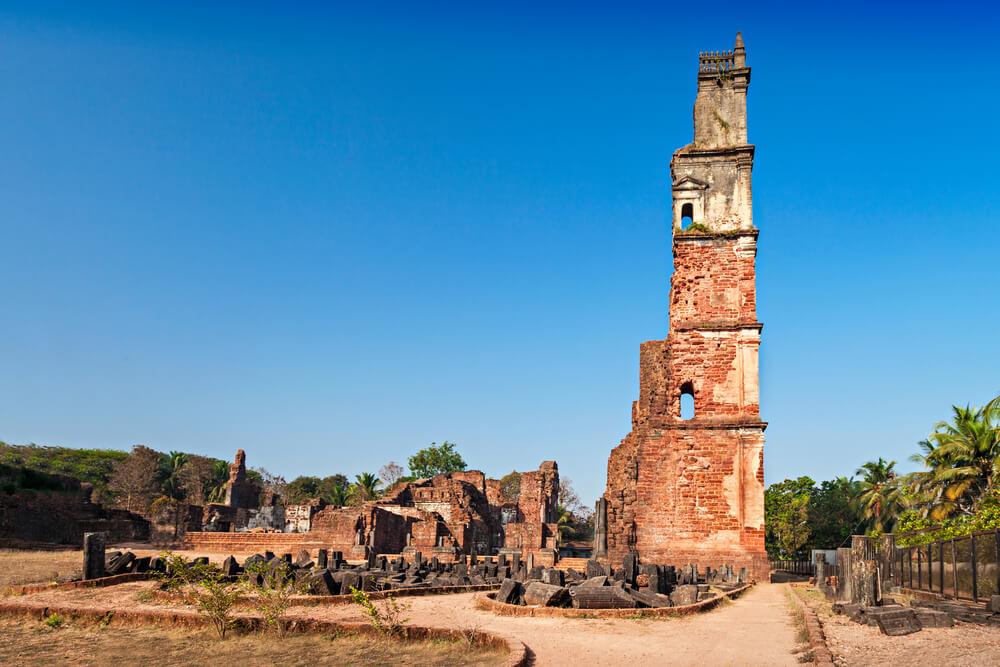 torre e ruinas de santo agostinho
