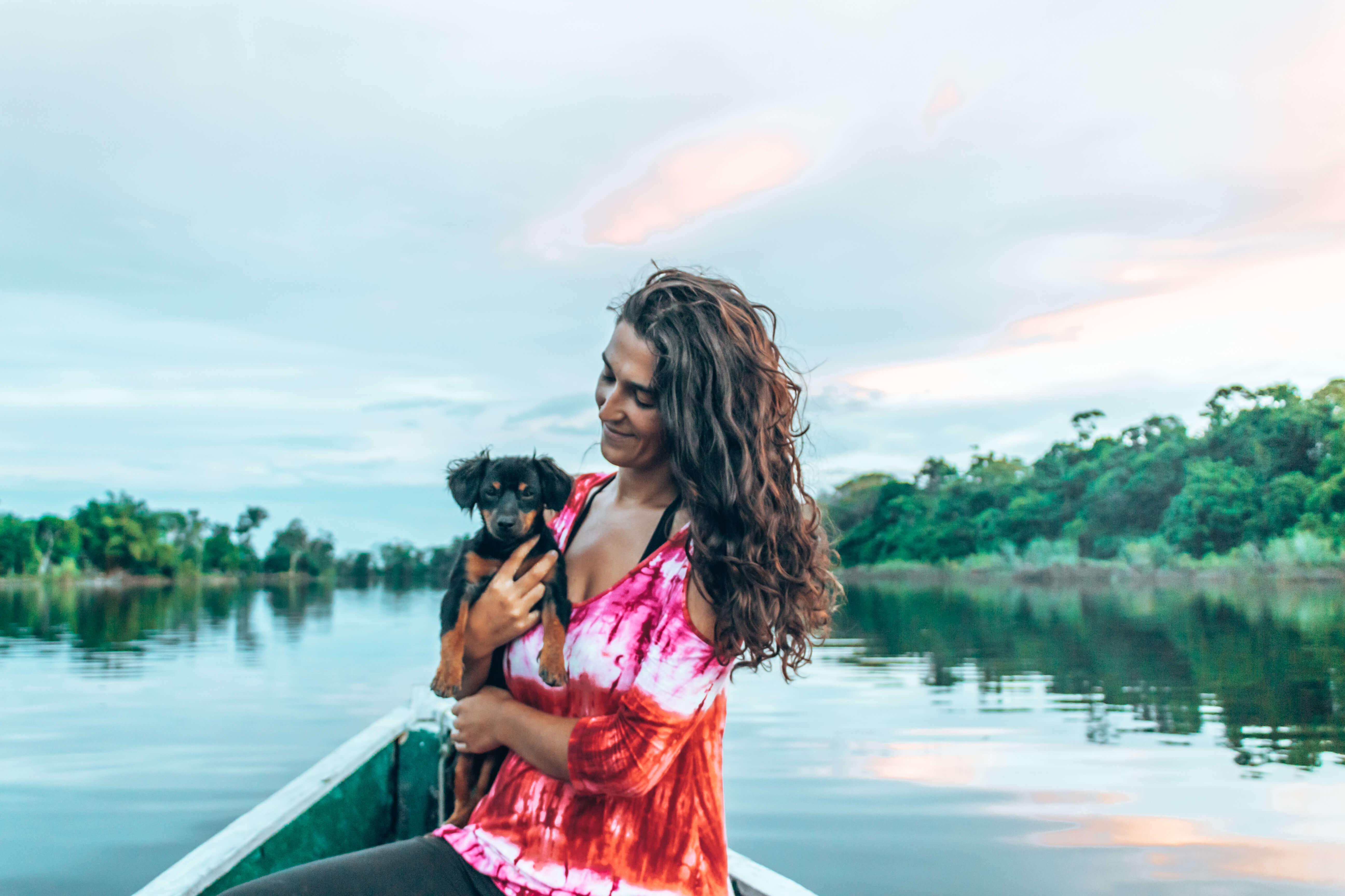 viagem de barco pela amazonia