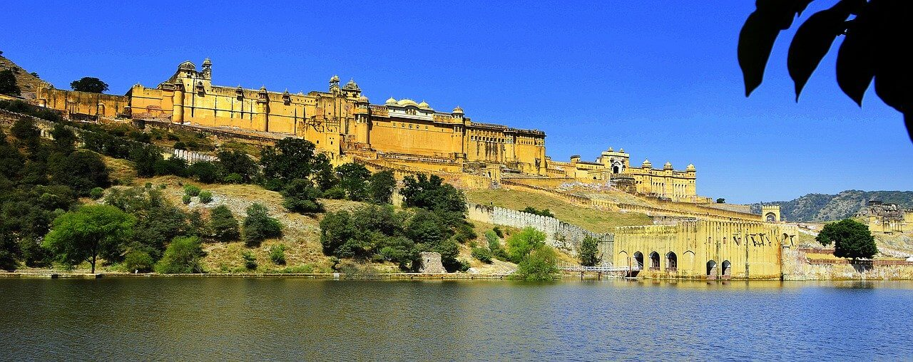 palacio de ambar jaipur