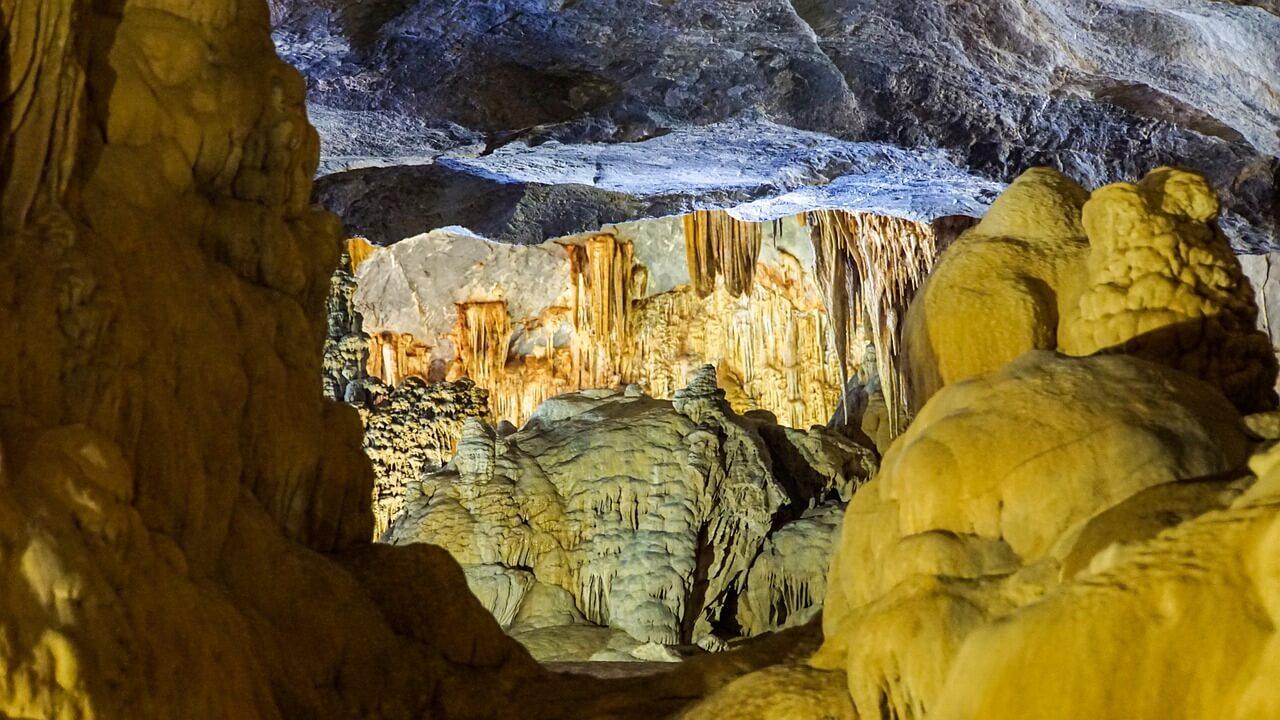 grutas de phong nha