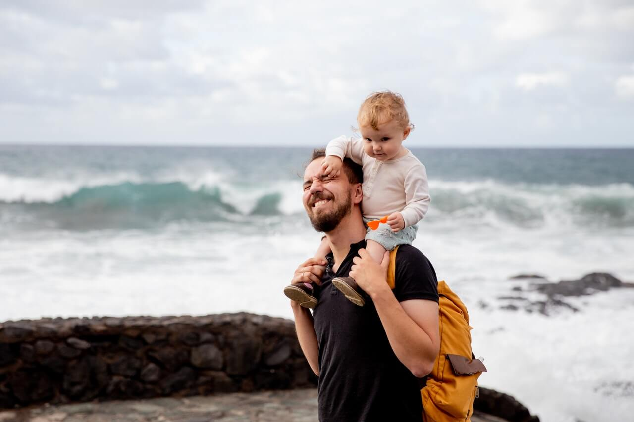 dicas e conselhos para viajar com crianças