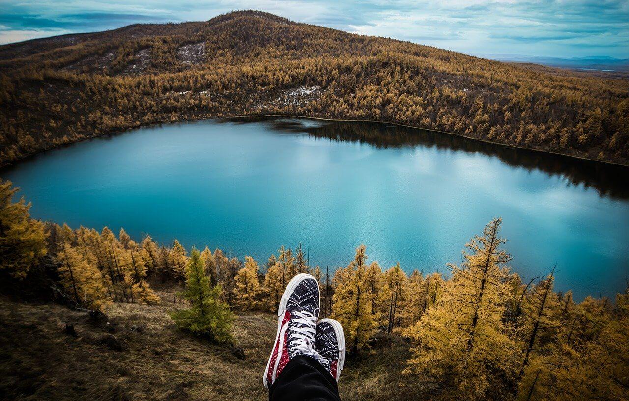 viajar inspirdo e sem desapontamento