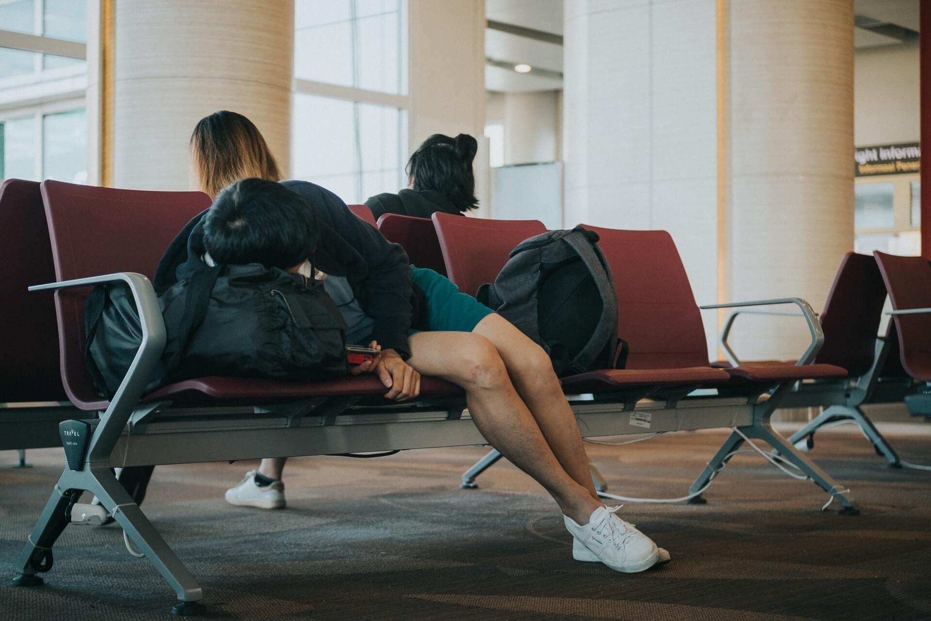 como viajar sem jetlag