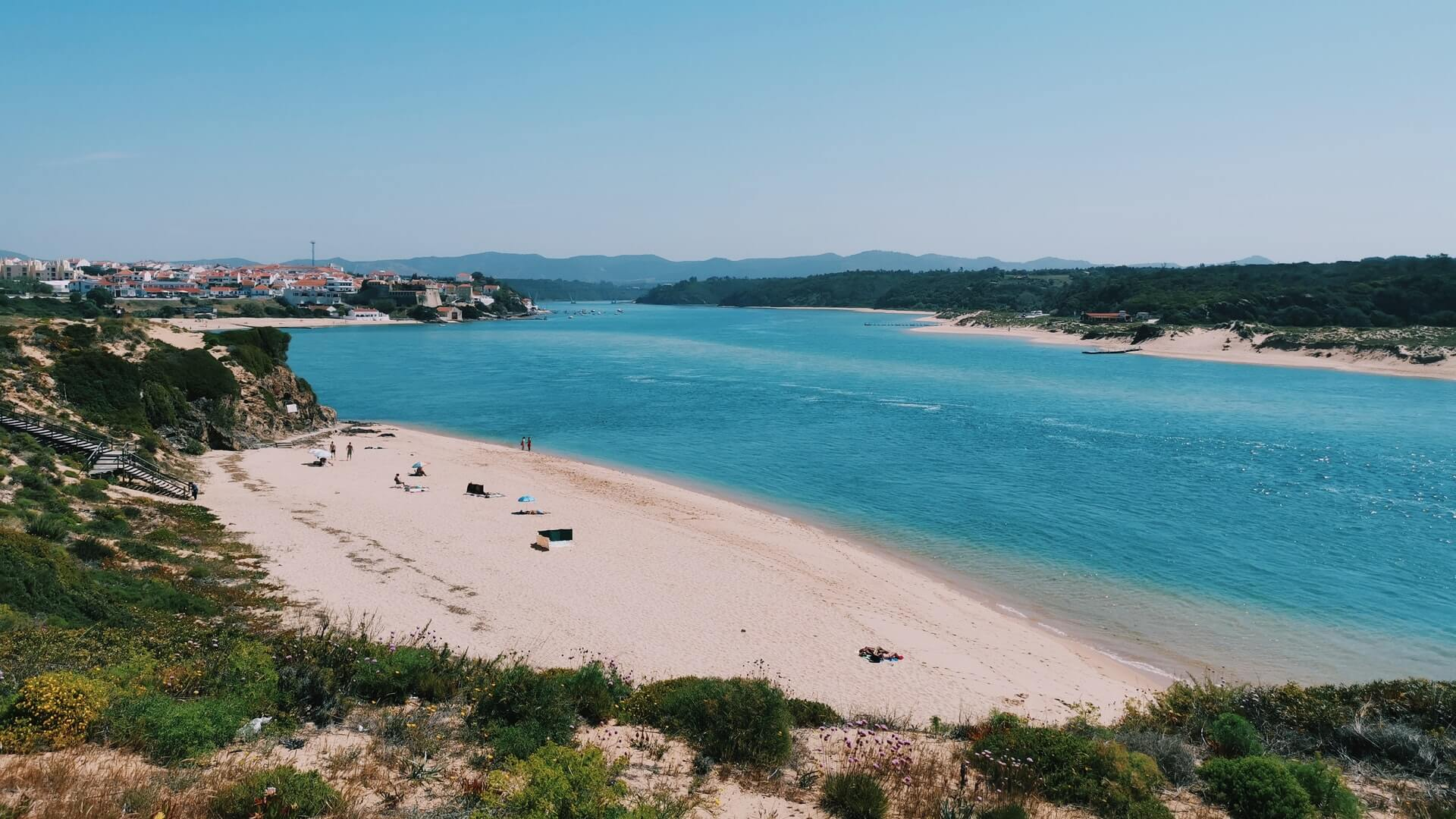 praia milfontes roadtrip costa vicentina