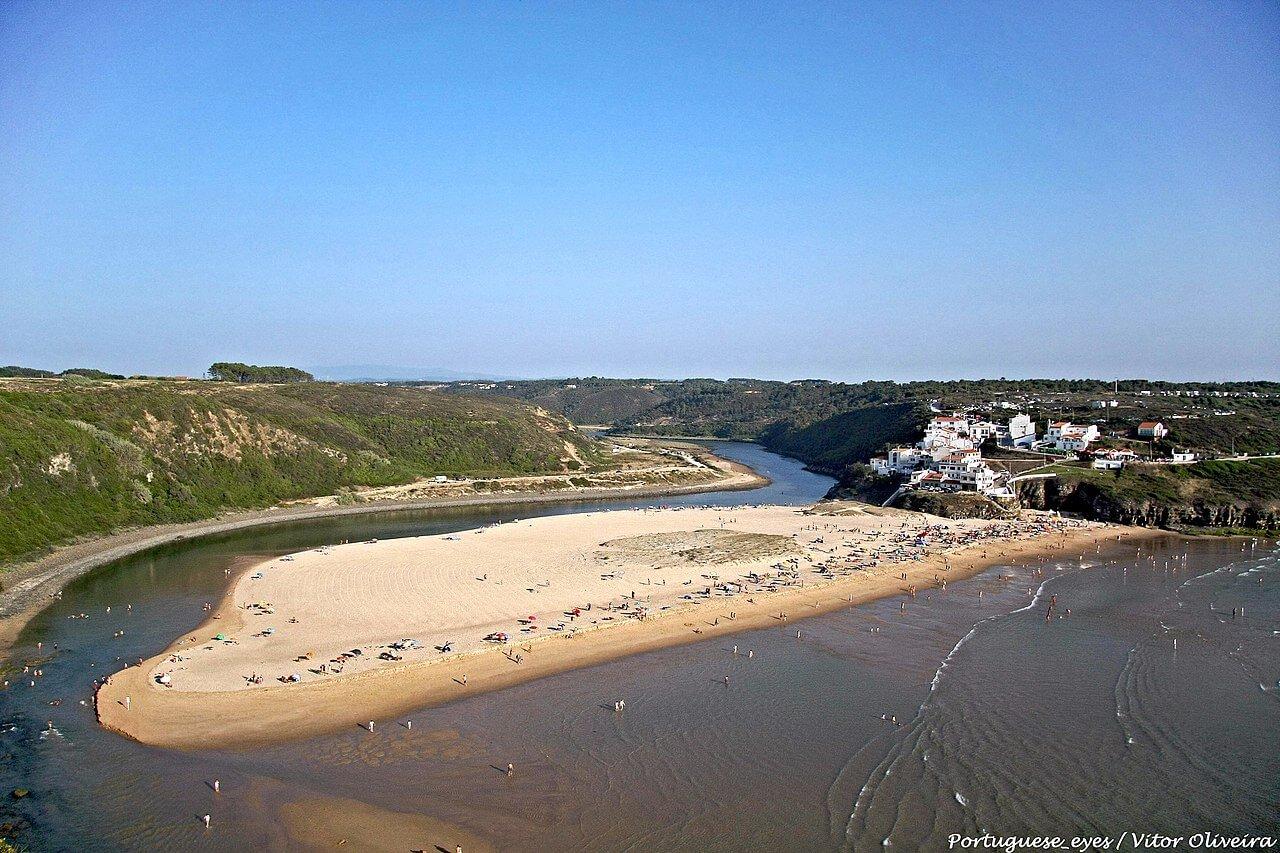 praia odeceixe roadtrip costa vicentina