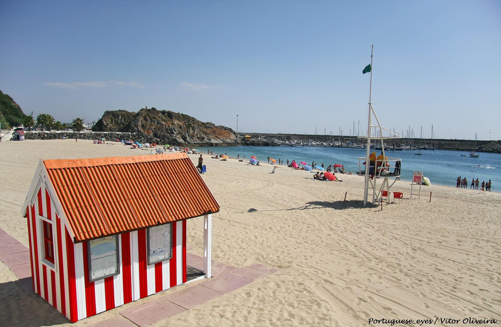 praia de sines roadtrip costa alentejana