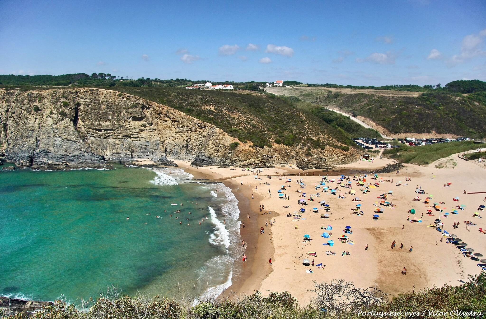 praia carvalhal roadtrip costa alentejana