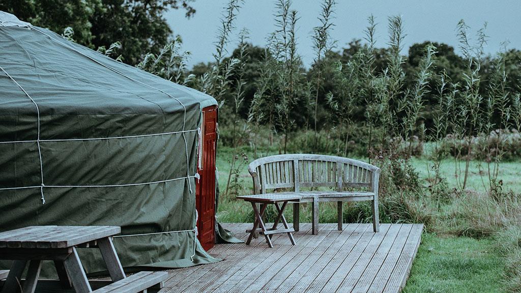 yurt campismo trás-os-montes
