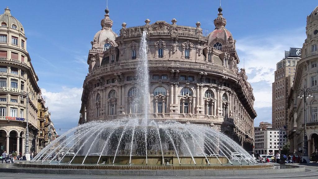 Praça Fonte Génova