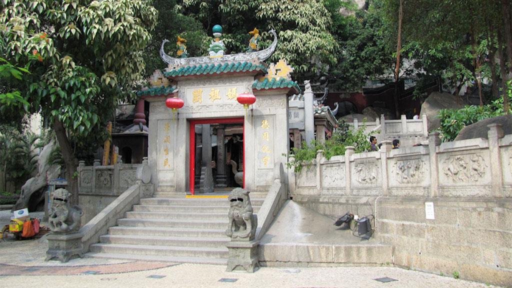 Ma Temple Macau