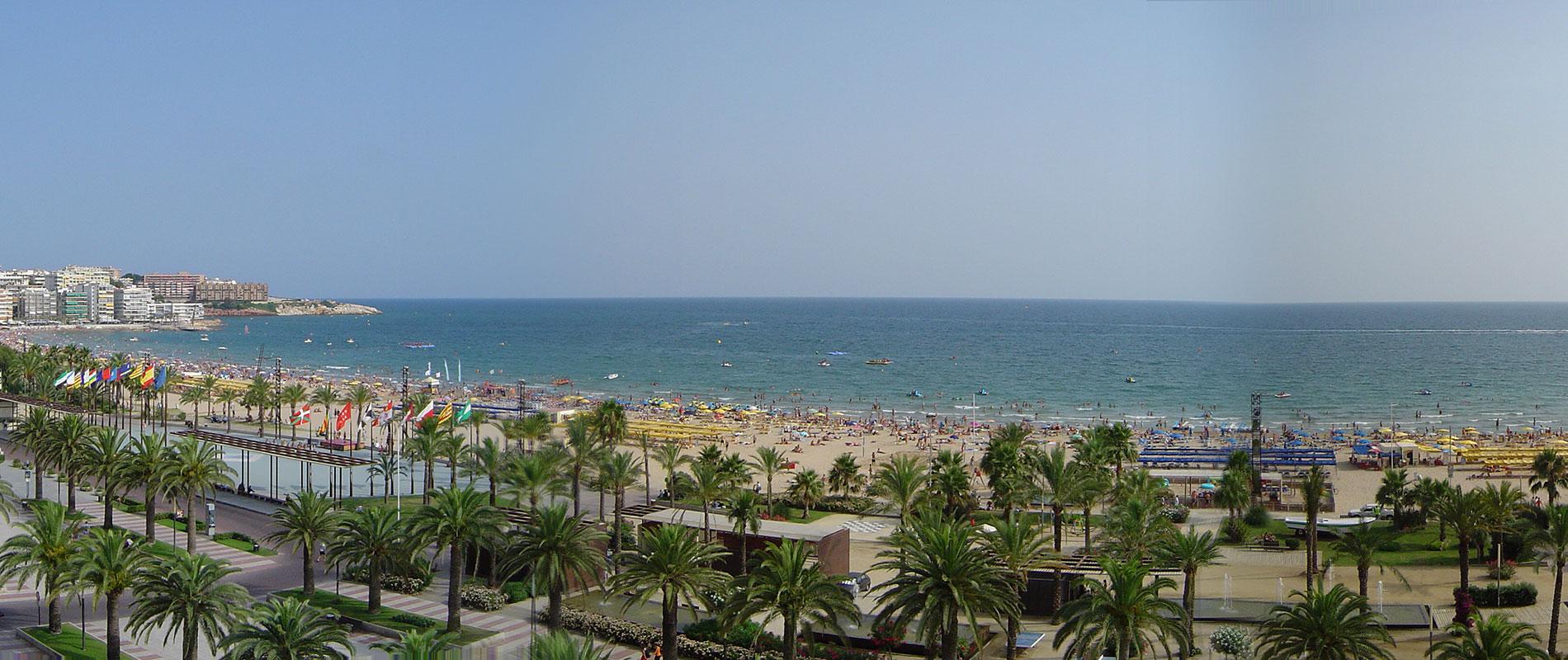praia de Salou Espanha