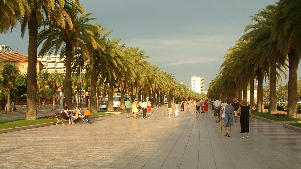 Avenida Jaume Salou