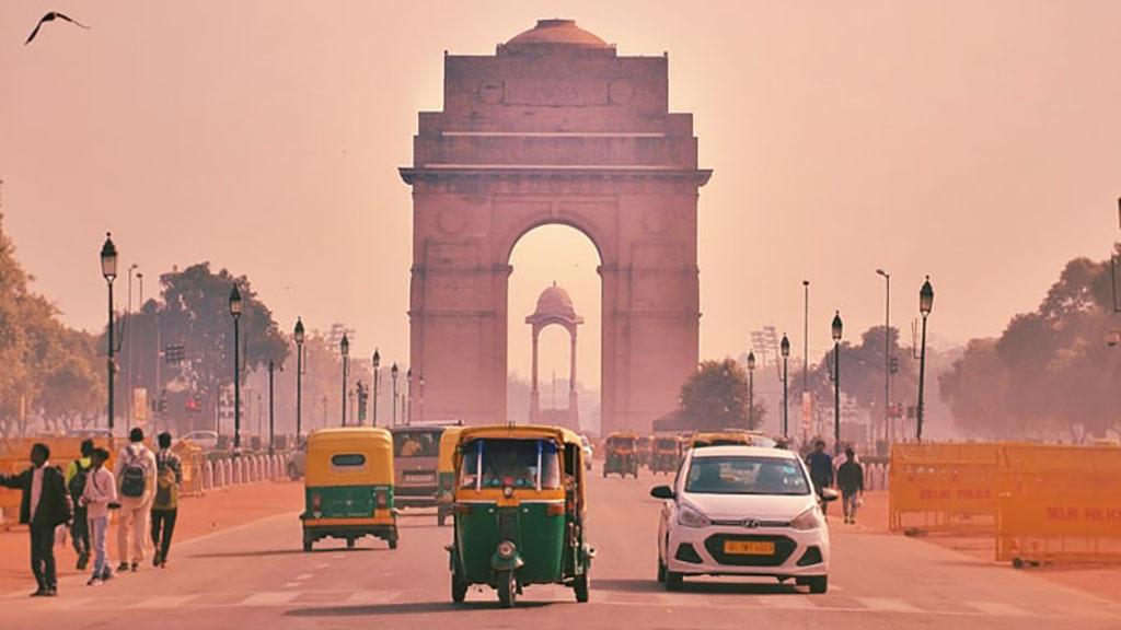 Porta da Índia - Gate