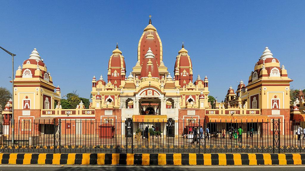 Birla Mandir templo Nova Deli