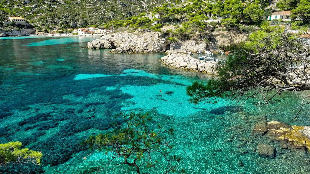 Parc National des Calanques de Marseille