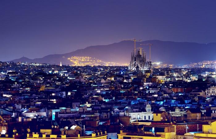 Miradouro de Barcelona Montjuic