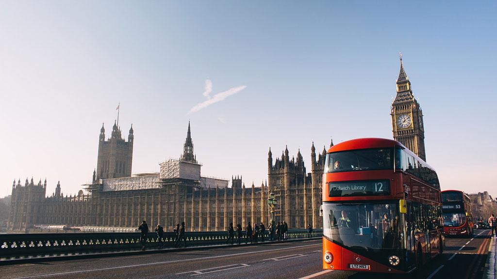 Guia de viagem Londres