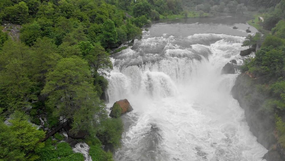 natureza Parque Nacional de Una cascatas