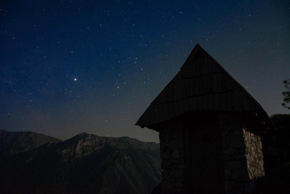 Lukomir serra natureza Bósnia