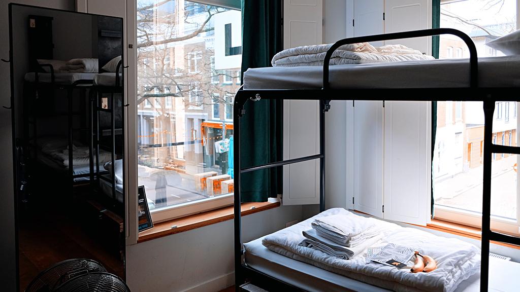 Hostel alojamentos mais baratos