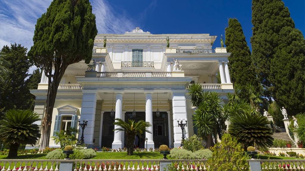 Achilleion Residência Férias Corfu