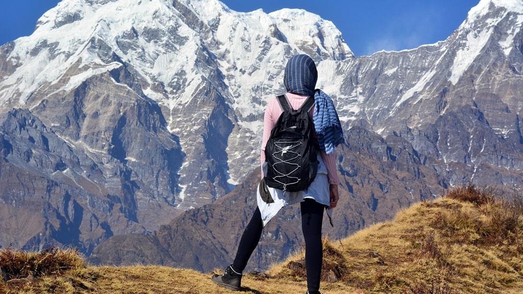O que levar trekking Himalaias