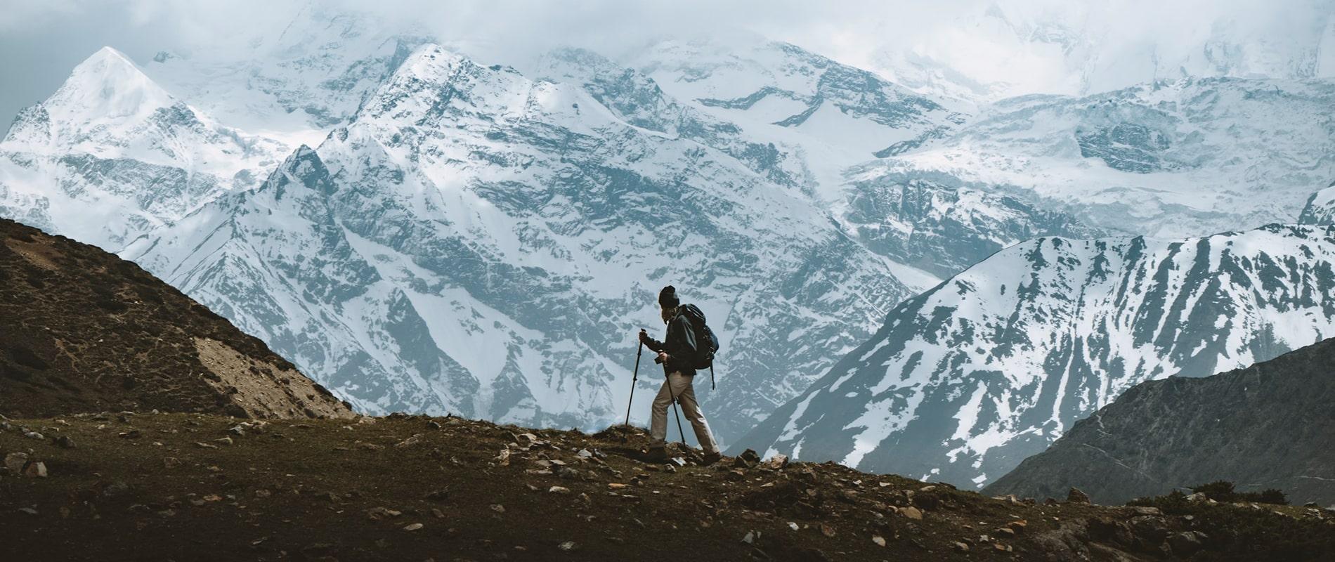 Trekking Himalaias o que levar