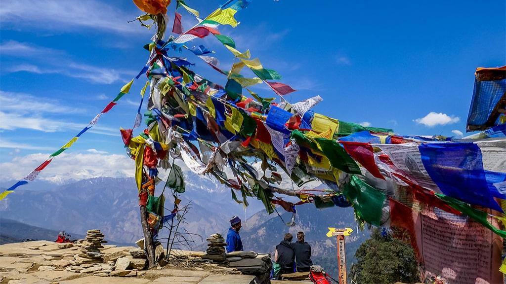 Acampamento Nepal Trekking