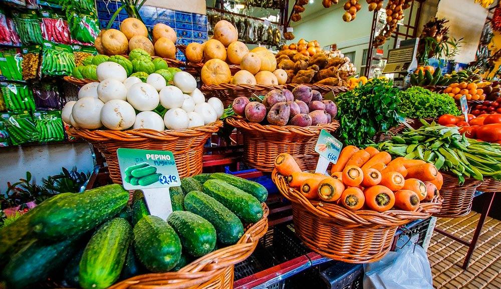Madeira Mercado dos Lavradores