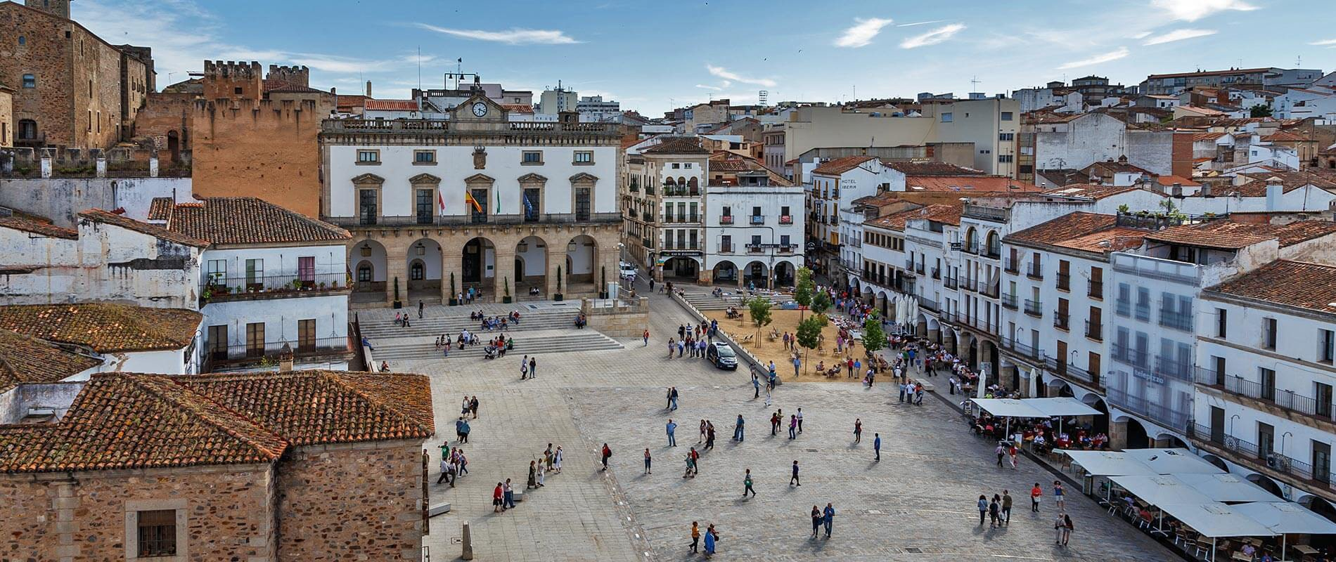 Motivos para visitar Cáceres
