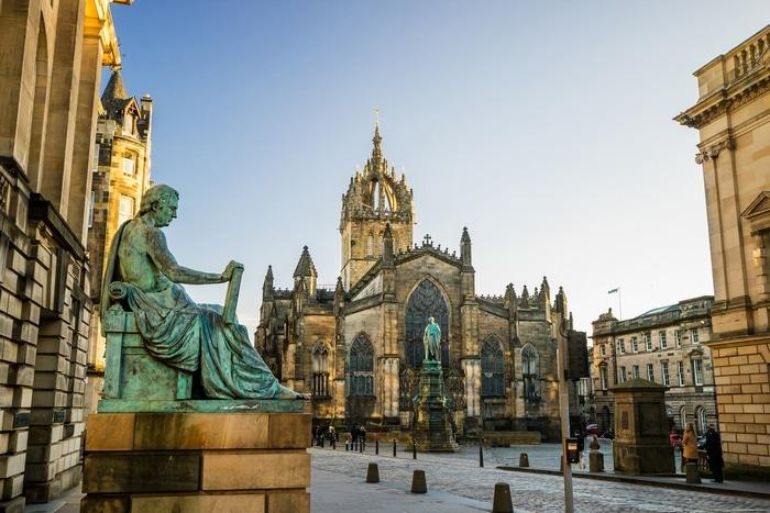 Visita dois dias Edimburgo