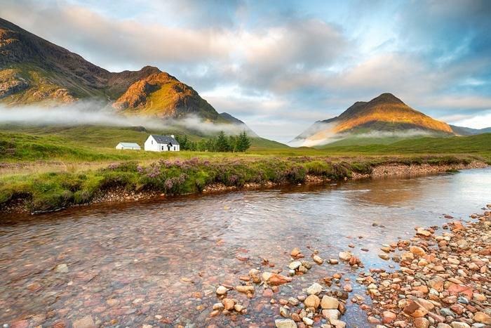 Paisagens Escócia o que visitar