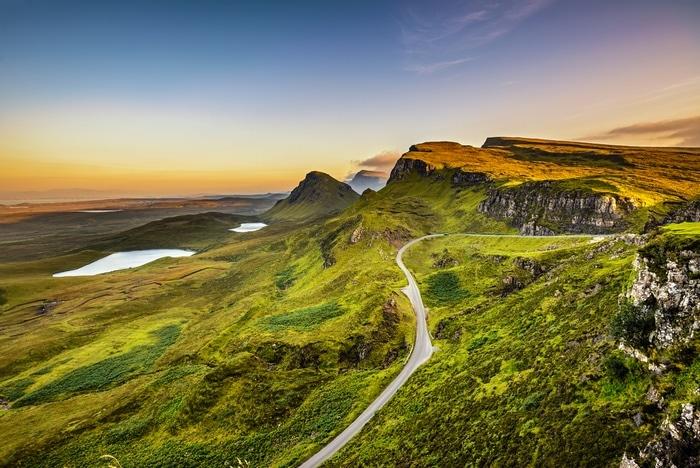 Visitar Ilha de Skye na Escócia