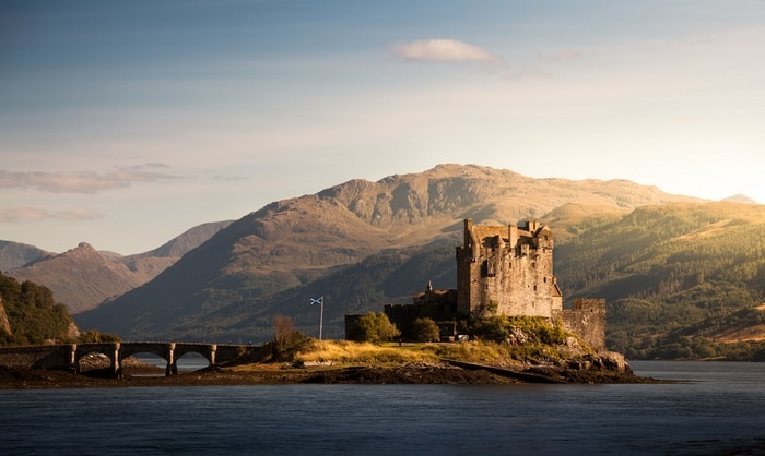 Loch Ness Castelo Eilean Donan
