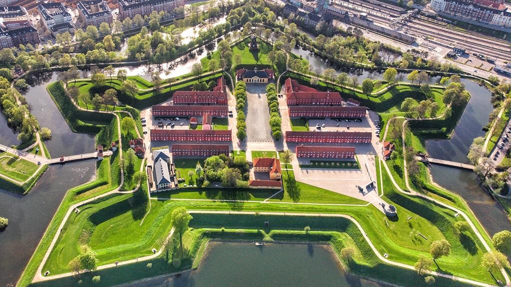 Citadela de Copenhaga visitar