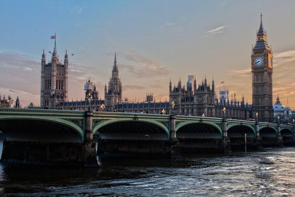 Viajar para Londres após Brexit