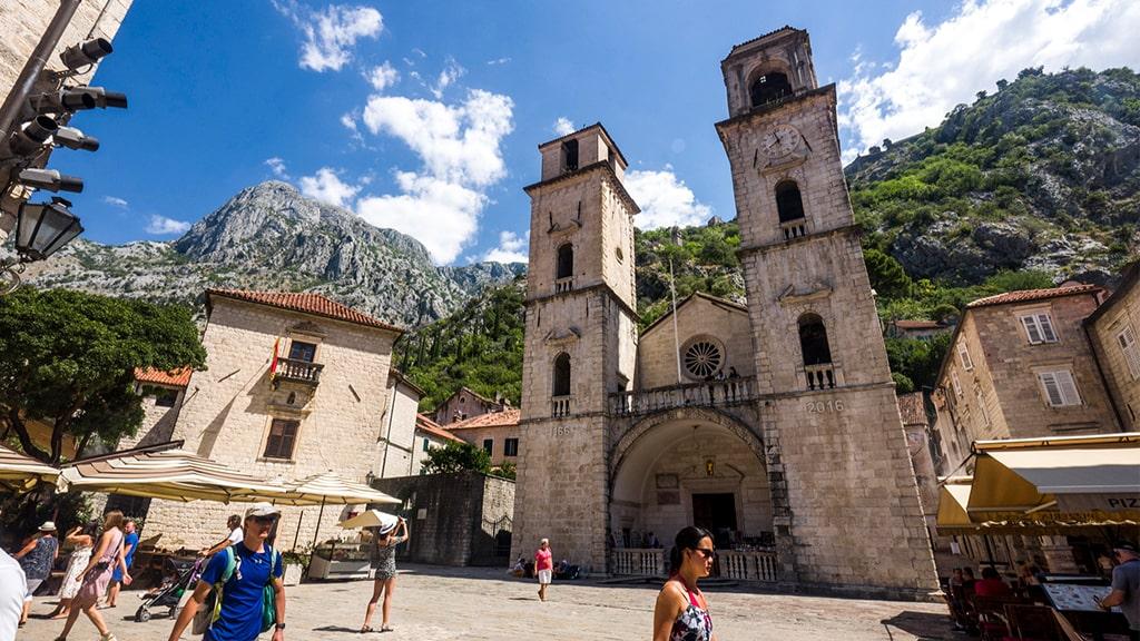 Catedral de Kotor Montenegro